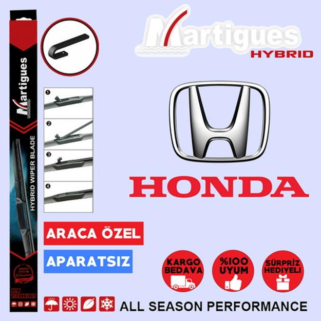Honda Jazz Hybrid Silecek Takımı 2002-2008 resmi