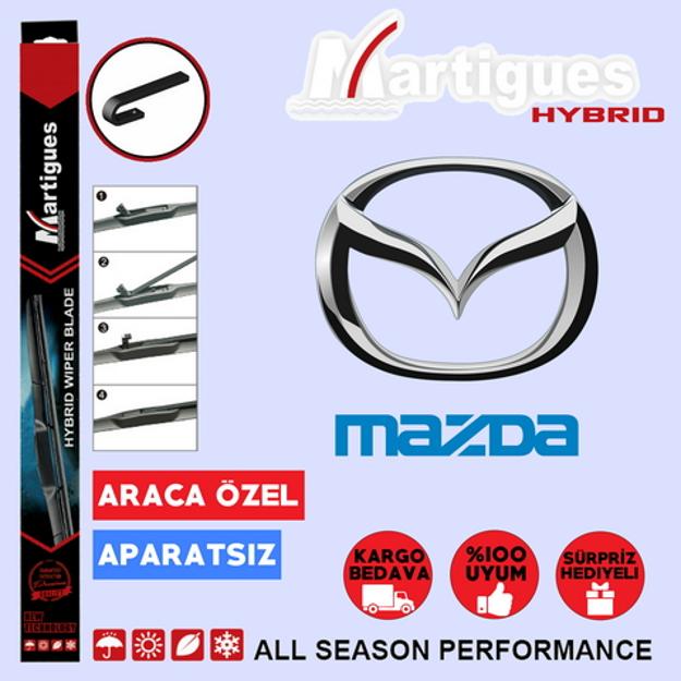 Mazda 2 Hybrid Silecek Takımı 2008-2012 resmi