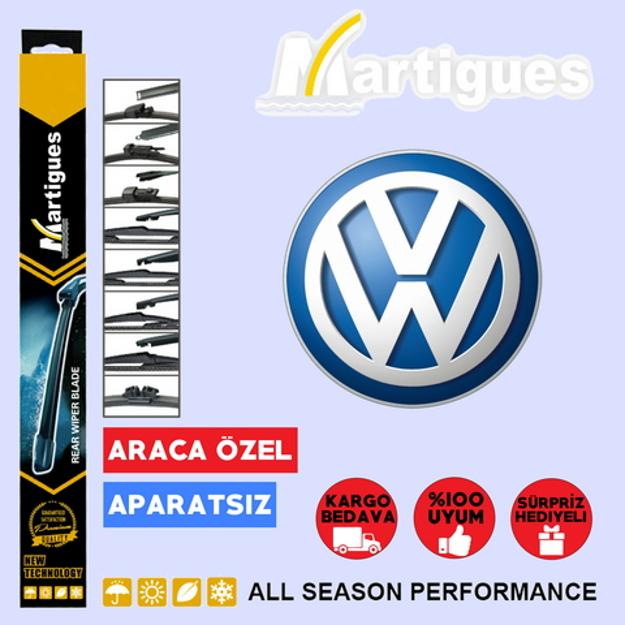 Volkswagen Tiguan Arka Silecek 33cm 2007-2015 resmi