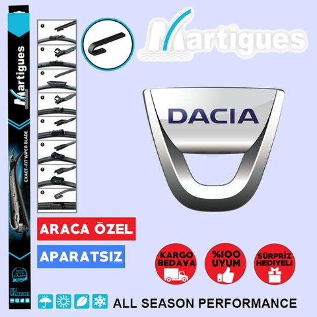 Dacia Dokker Muz Silecek Takımı 2012-2015 resmi