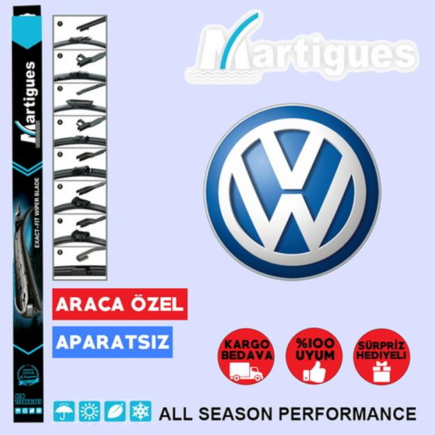 Volkswagen Caddy Muz Silecek Takımı 2004-2006 resmi