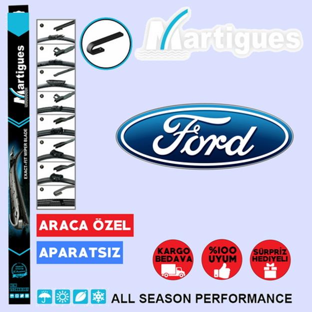 Ford Ranger Muz Silecek Takımı 2012-2015 resmi