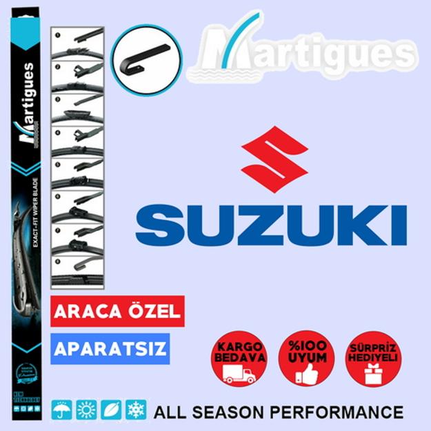 Suziki Sx4 S-cross Muz Silecek Takımı 2007-2013 resmi