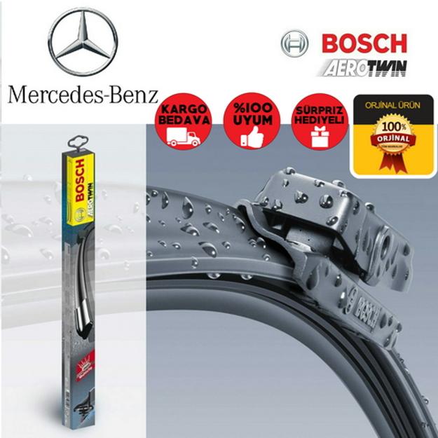 Mercedes Vito Silecek Seti 2015-2018 Bosch Aerotwin Set A179s resmi