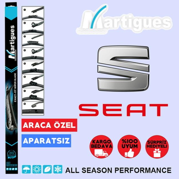 Seat İbiza Muz Silecek Takımı 2009-2017 resmi