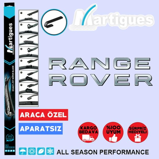 Range Rover Muz Silecek Takımı 1995-2002 resmi