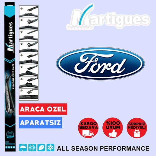 Ford Fiesta Muz Silecek Takımı 2008-2017 resmi