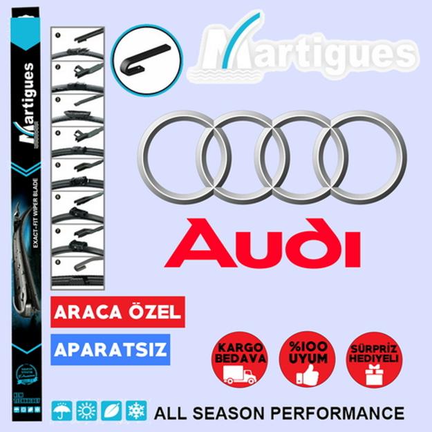 Audi A3 Muz Silecek Takımı 1998-2002 resmi