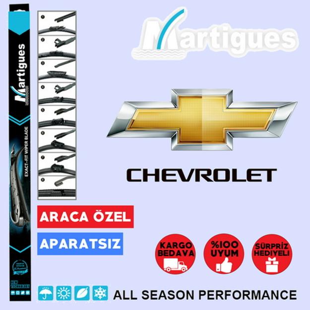 Chevrolet Aveo Sedan Muz Silecek Takımı 2011-2013 resmi