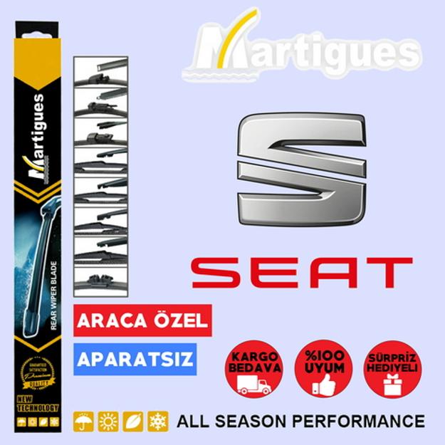 Seat Leon Arka Silecek 28cm 2009-2012 resmi