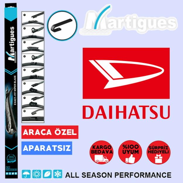 Daihatsu Sirion Muz Silecek Takımı 2005-2009 resmi
