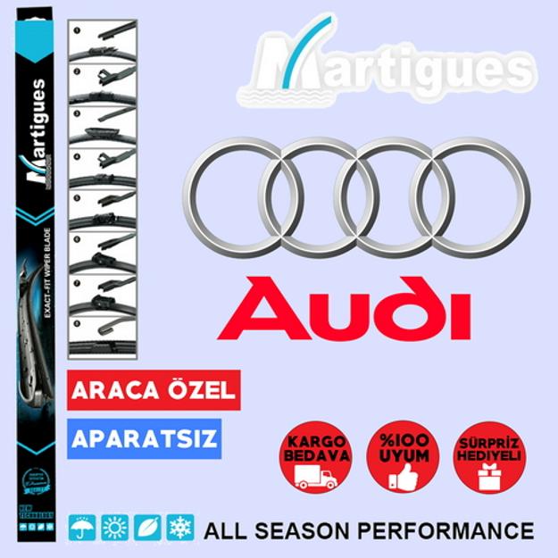 Audi A3  Muz Silecek Takımı 2013-2017 resmi