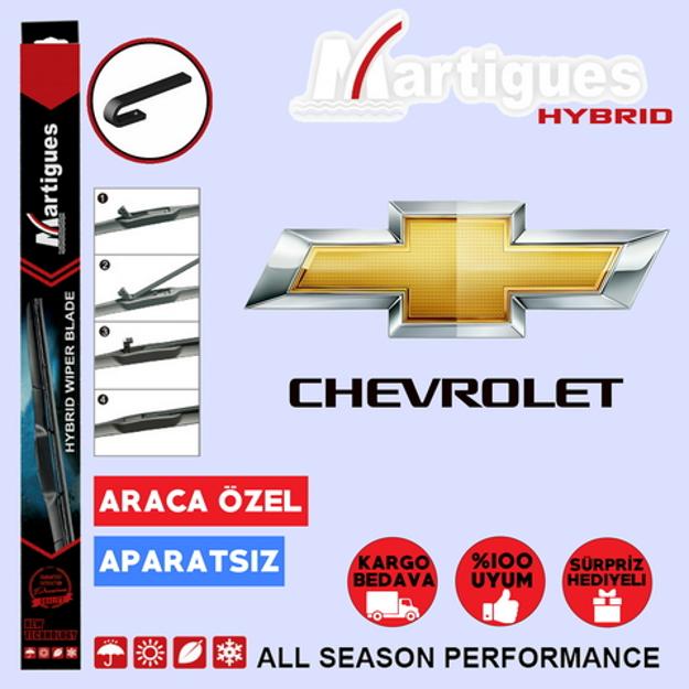 Chevrolet Aveo Hb Hybrid Silecek Takımı 2006-2011 resmi