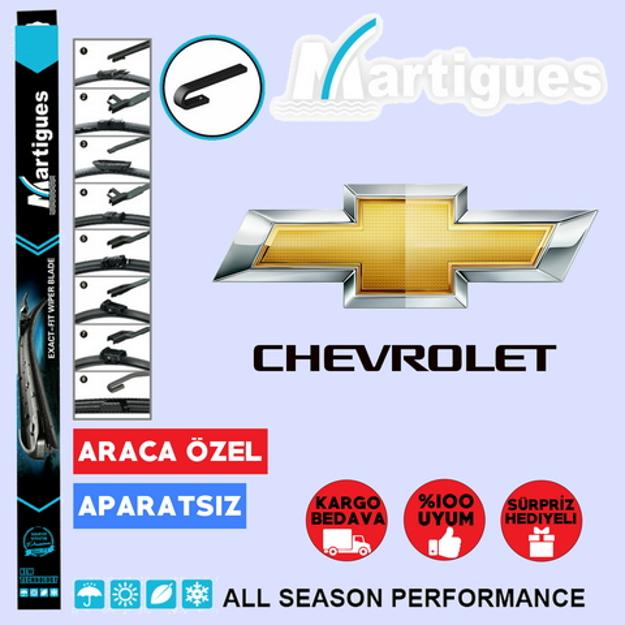 Chevrolet Captiva Muz Silecek Takımı 2006-2013 resmi