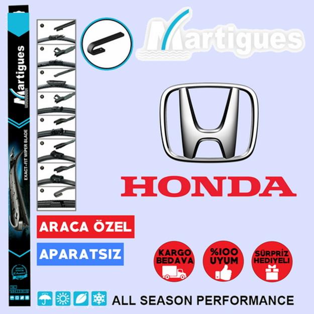 Honda City Muz Silecek Takımı 2006-2011 resmi