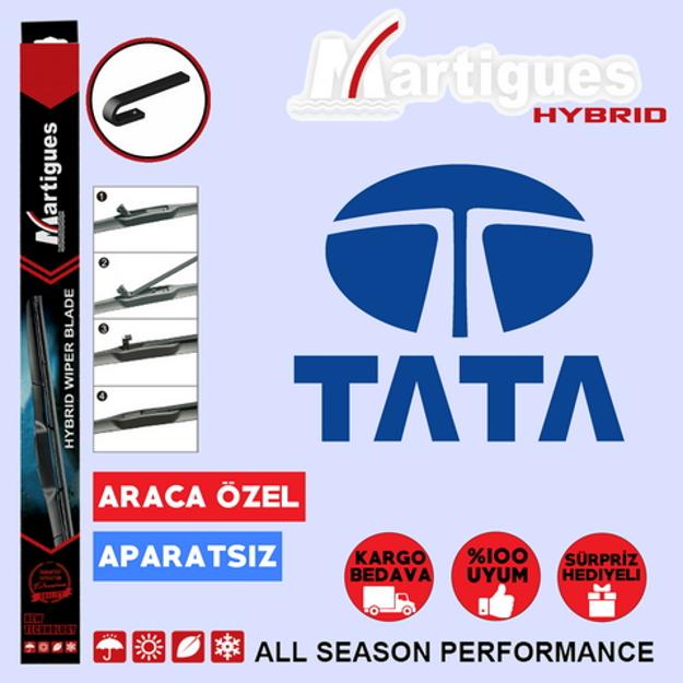 Tata İndica Hybrid Silecek Takımı 2006-2009 resmi