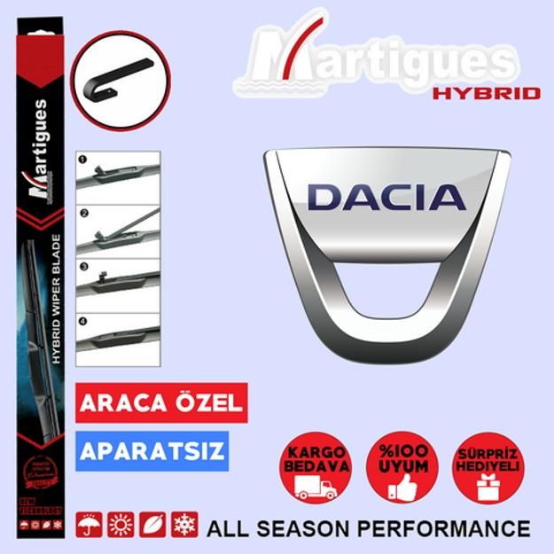 Dacia Duster Hybrid Silecek Takımı 2010-2014 resmi