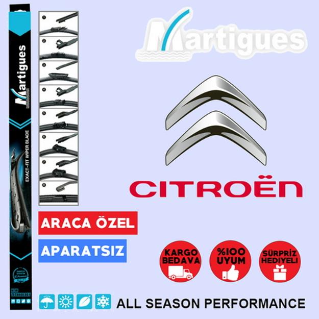 Citroen C3 Picasso Muz Silecek Takımı 2010-2015 resmi