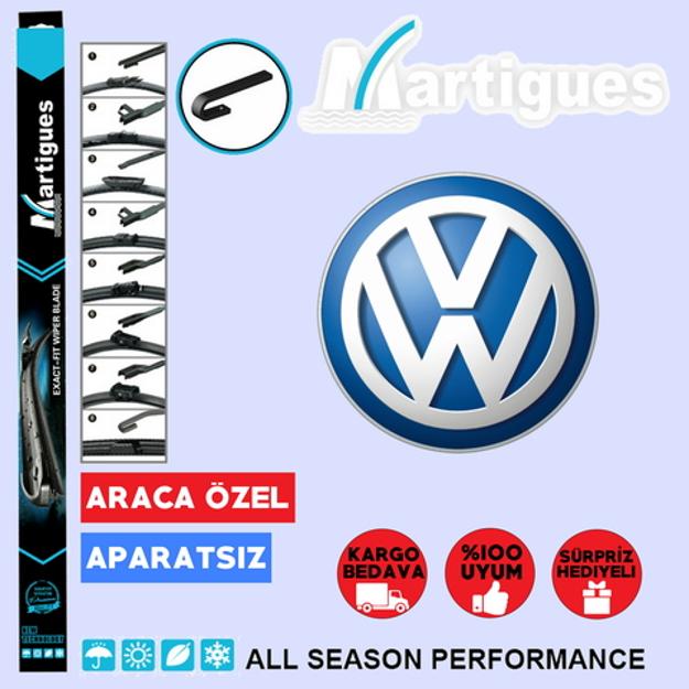Volkswagen Bora Muz Silecek Takımı 1998-2002 resmi