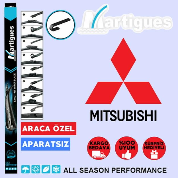 Mitsubishi Lancer Muz Silecek Takımı 2009-2013 resmi