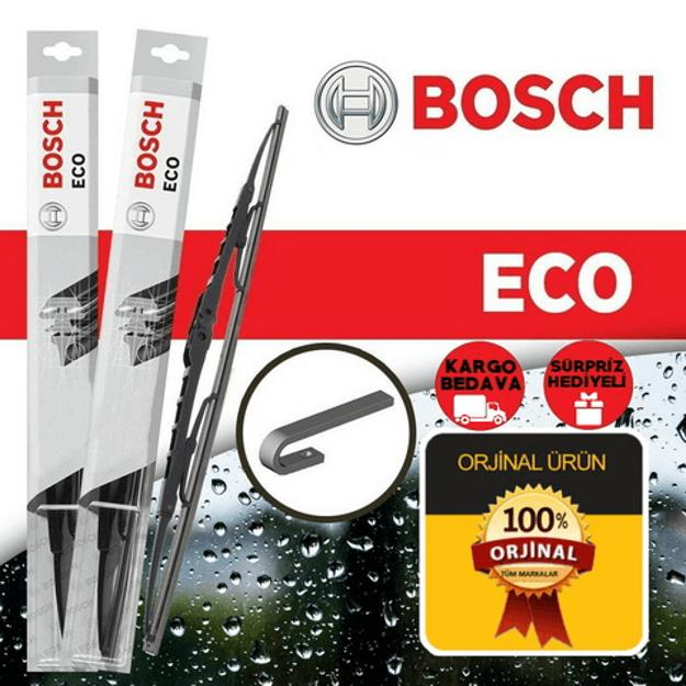 Fiat Panda Silecek Takımı 2004-2012 Bosch Eco resmi