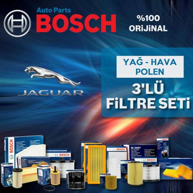 Jaguar X-type 2.0 D Bosch Filtre Bakım Seti 2004-2009 resmi