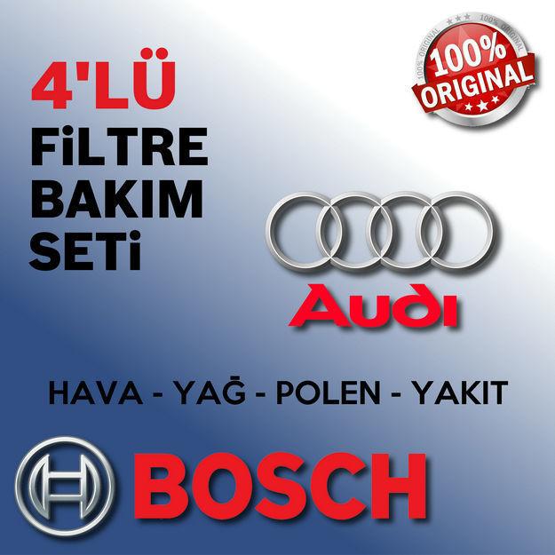 Audi A6 2.0 Tdi Bosch Filtre Bakım Seti 2012-2015 resmi
