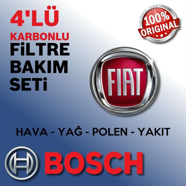Fiat Doblo 1.3 Multijet Bosch Filtre Bakım Seti 2006-2012 199a2 resmi