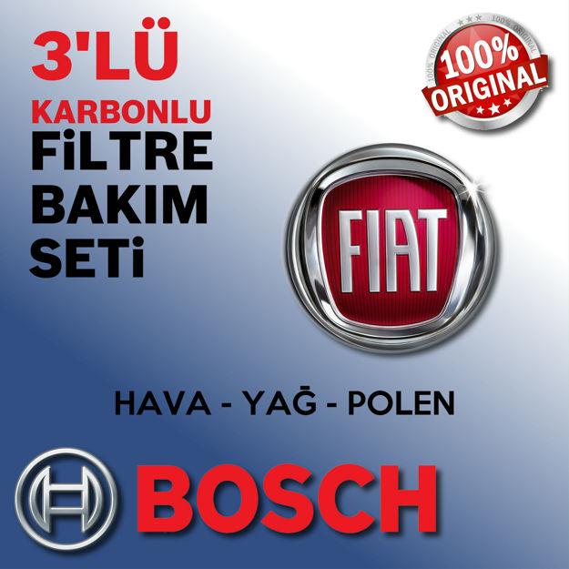 Fiat Bravo 1.6 Multijet Bosch Filtre Bakım Seti 2008-2014 resmi