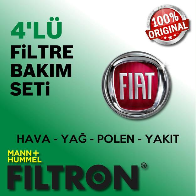 Fiat Albea 1.6 Filtron Filtre Bakım Seti 2002-2008 resmi